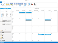 <b>View calendars without Outlook</b>